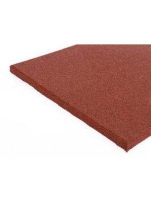 C.S.O., Gumilap B4 vörös 20 mm, 50*50 cm