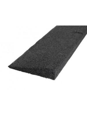 C.S.O., Gumi indító profil fekete 50 mm, 1000*250 mm