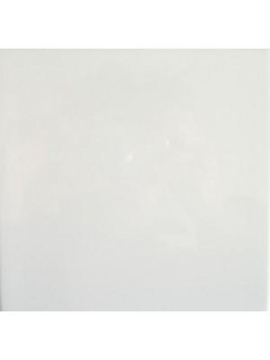 Csempe, Khan, Lili fehér (white) fényes csempe 15*15 cm I.o.