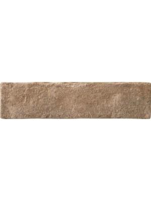 Falburkoló és padlólap, Ragno, Fornace Rosso 7*28 cm I.o.