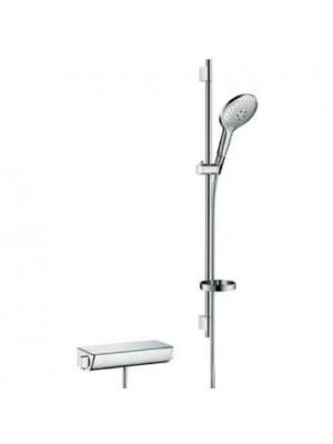 Hansgrohe, Ecostat, Select zuhanyszett,  0,9 m DN15, 27037000