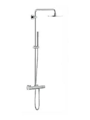 Grohe, Rainshower falra szerelhető zuhanyrendszer, 27032001