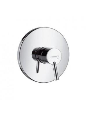 Hansgrohe, Talis S Egykaros, falsík alatti zuhanycsaptelep színkészlet, 32675000