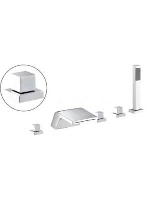 Wellis, Cubic Extra kádtöltő- és zuhanycsaptelep