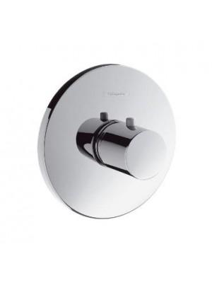 Hansgrohe, Ecostat S, termosztátos csaptelep színkészlet falsík alatti szereléshez, 15715000