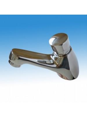 B&K, East Időzített, nyomógombos mosdócsaptelep, kevert vízre (8+-3 mp), BKH3060151