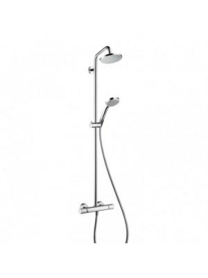 Hansgrohe, Croma 160, Showerpipe zuhanyszett, DN15 27135000