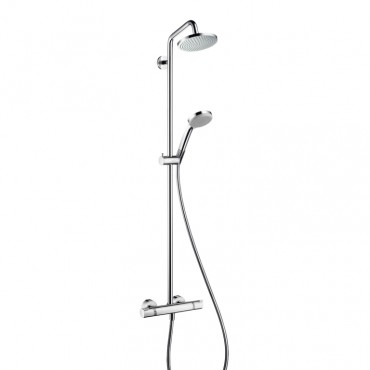 hansgrohe croma 160 showerpipe zuhanyszett dn15. Black Bedroom Furniture Sets. Home Design Ideas