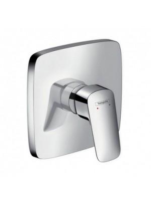 Hansgrohe, Logis, egykaros, falsík alatti zuhanycsaptelep színkészlet, 71605000