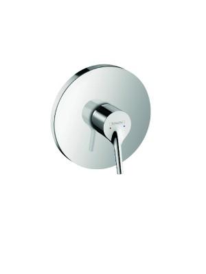 Hansgrohe, Talis S, falsík alatti zuhanycsaptelep színkészlet, 72605000
