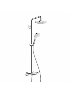Hansgrohe, Croma Select E 180 showerpipe 27256400