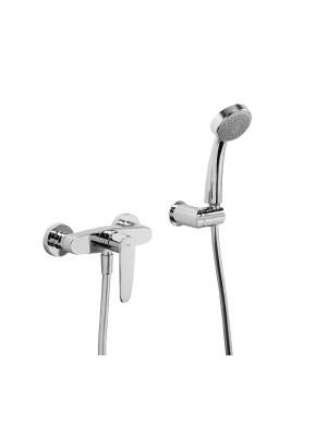 Tres, Flat zuhanycsaptelep, fix tartós zuhanyszettel 20416701