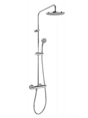 Bemutatótermi darab, Tres, Flat termosztátos zuhanyszett 20438701