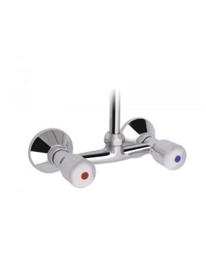 Mofém, Eurosztár zuhanycsaptelep+fix felszállócső,143-0110-00