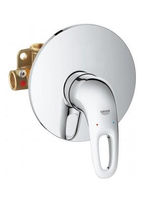 Grohe, Eurostyle egykaros falba épített zuhanycsaptelep, 33635003