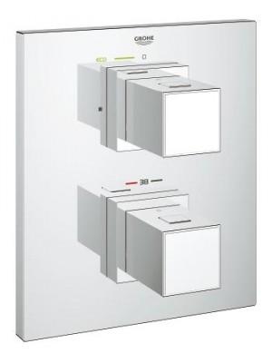 Grohe, Grohtherm Cube termosztátos falsík alatti zuhanycsaptelep, 19959000