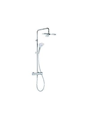 Kludi, Fizz termosztátos dual zuhanyrendszer NA15, 6709605-00