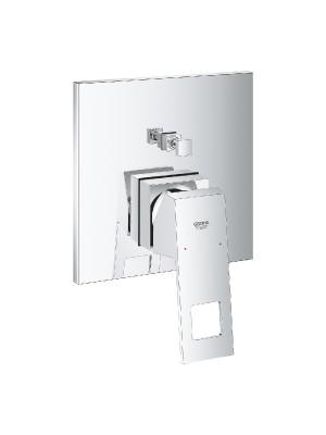 Grohe, Eurocube egykaros falba épített zuhanycsaptelep, 2 fogyasztóhoz 24062000