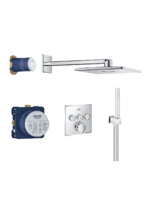Grohe, Grohtherm Smartcontrol, falsík alatti termosztátos zuhanyrendszer 34706000