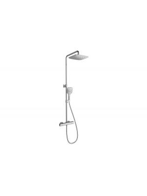 Ravak, 10° termosztátos zuhanyrendszer, fejzuhannyal TD 091.00/150