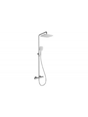 Ravak, Termo 300 termosztátos zuhanyrendszer, fej- és kézizuhannyal TE 093.00/150