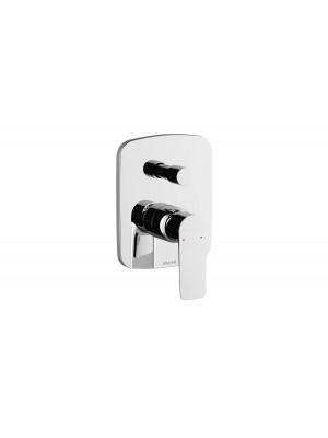 Ravak, Classic falba süllyesztett csaptelep, zuhanyváltóval, belső egységgel CL 061.00