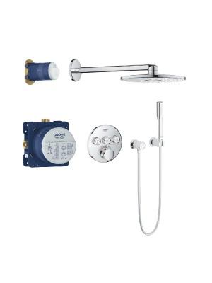 Grohe, Grohtherm Smartcontrol, zuhanyrendszer, termosztátos, 34705000