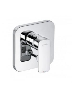 Kludi, Pure&Style, falsík alatti kádtöltő- és zuhanycsaptelep 404190575