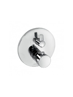 Kludi, Balance, termosztátos, falsík alatti zuhanycst, króm, 528350575