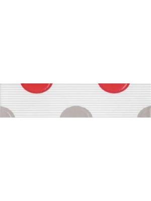 Listello, Kio Linea Rosso 4,5 20 cm I.o.