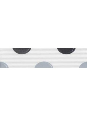Listello, Kio Linea Negro 4,5*20 cm I.o.