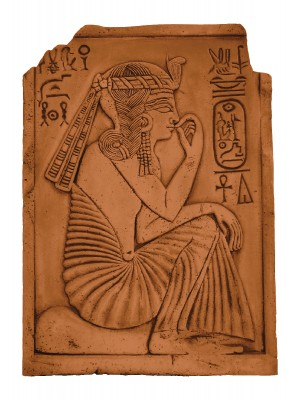 FabroStone, Falburkoló kép, II. Ramses