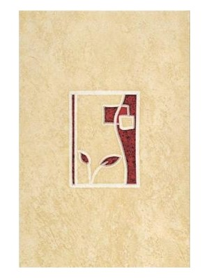 Dekorcsempe, Zalakerámia, Kapri Genova K-5, 20*30 I.o