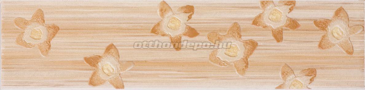Listello, Zalakerámia, Calabria SZ-5012 50,3*12,4 cm I.o. - Otthon Depo Webáruház