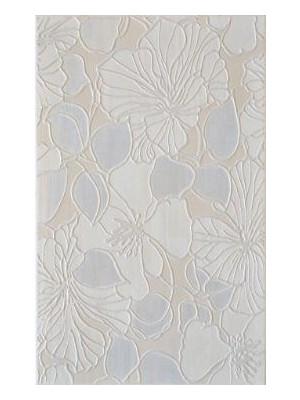 Dekorcsempe, Zalakerámia, Woodshine Dec. Bianco 25*40 cm I.o