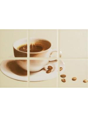 Dekorcsempe, Beryoza, Runa Coffee 1 Beige 20*30 cm I.o.