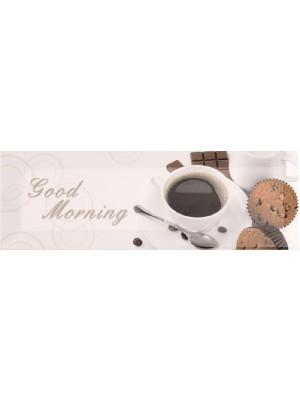 Dekorcsempe, A.G. Metro csempe Florian Coffee 1 10*30 cm I.o.