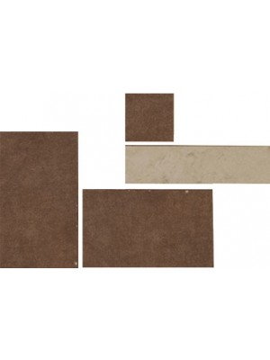 Padlódekor, Zalakerámia Cementi RGS 60506 11*11 cm, I.o. mozaik