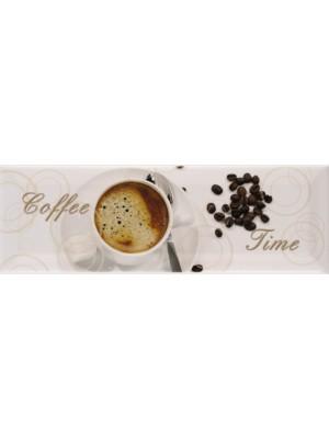 Dekorcsempe, A.G. Metro csempe Florian Coffee 2 10*30 cm I.o.