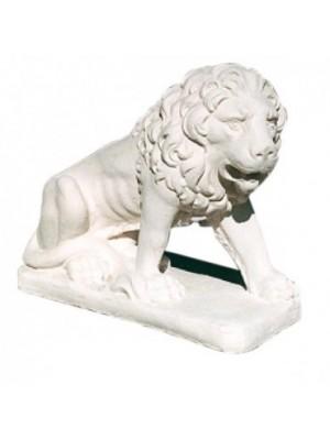 Fabro, Szobor, Nagy oroszlán