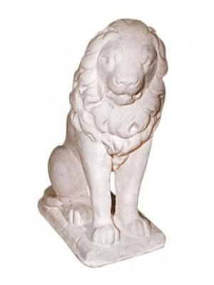 Fabro, Szobor, Kis oroszlán