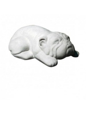 Fabro, Szobor, Francia bulldog