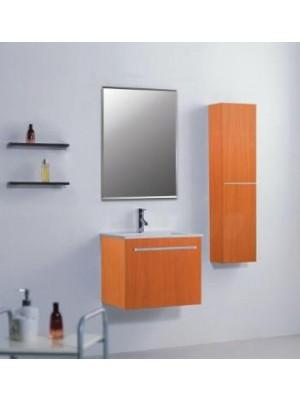 HF, fürdőszobaszekrény, MD658 cseresznye 60*46*50cm
