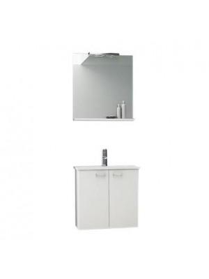 KolpaSan, Pixor 61 Fehér fürdőszobabútor