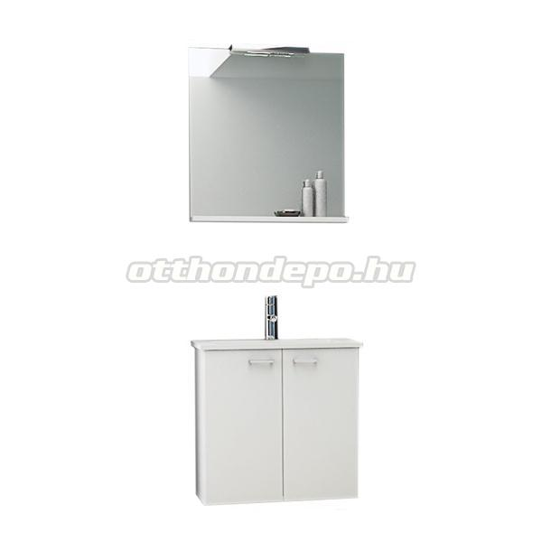 KolpaSan, Pixor 61 Fehér fürdőszobabútor - Otthon Depo Webáruház