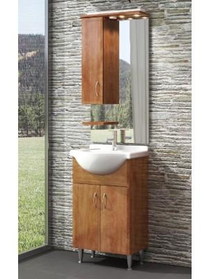 Fürdőszobabútor, tBoss, Classic Bianka 55
