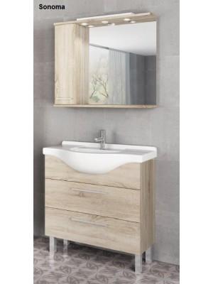Fürdőszobabútor, tBoss, Bianka Trend 75