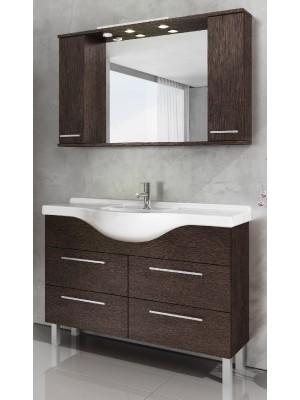 Fürdőszobabútor, tBoss, Bianka Trend 120