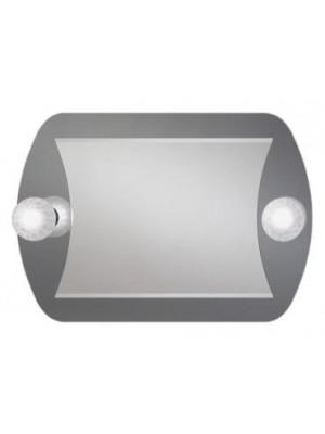 HB Fürdőszobabútor, DV. OLIMP tükör, 80*55 cm