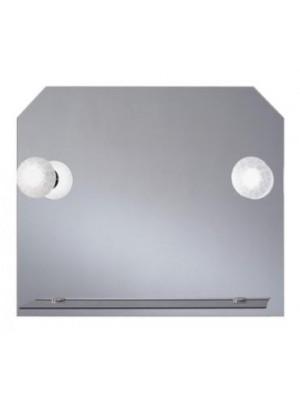 HB Fürdőszobabútor, PLUTON tükör, (DV. Pluton tükör) 80*65 cm